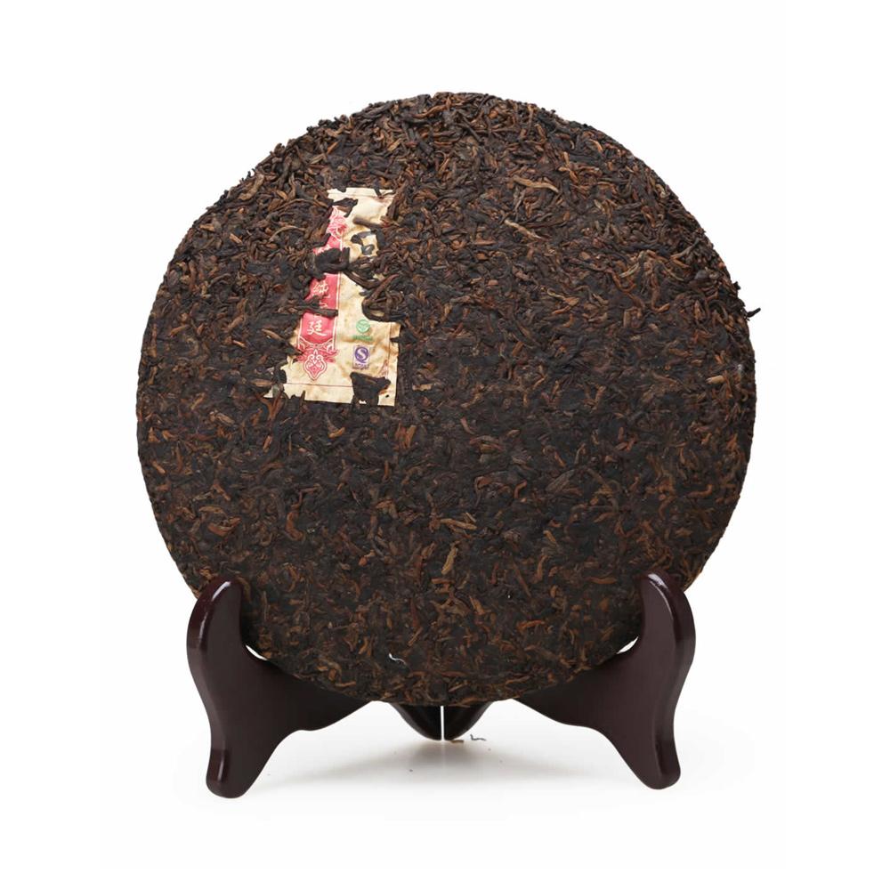 【一品堂】勐海纯宫廷357g普洱熟茶(13年)1_1