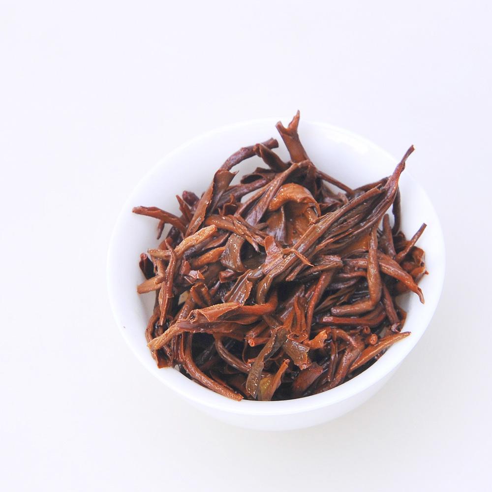 【滋恩】特级金骏眉红茶圆罐装50g5_4