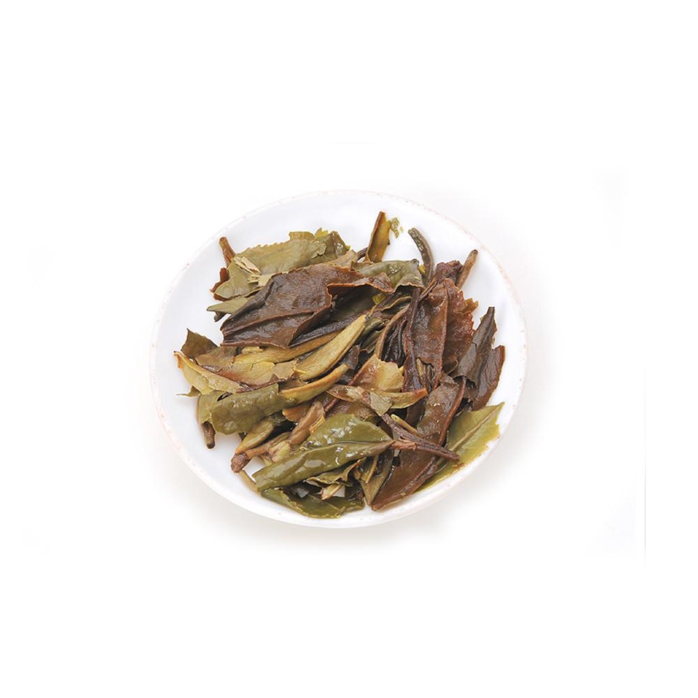 【绿雪芽】特级寿眉白茶礼盒500g5_4