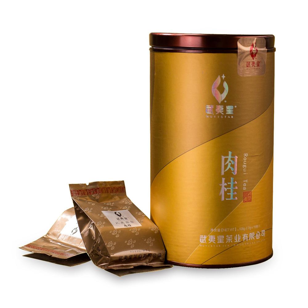 【武夷星】一级肉桂罐装105g升级版