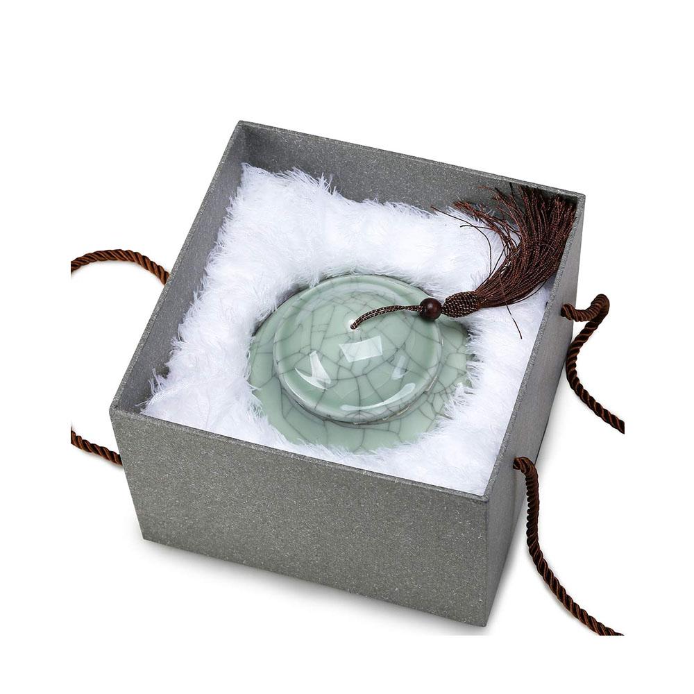 【德化陶瓷】经典哥窑龙罐之品质茶叶罐2_1