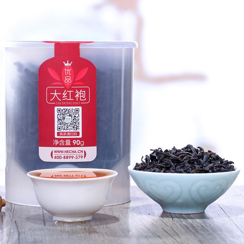 【和茶原叶】二级大红袍罐装90g(优品)3_2