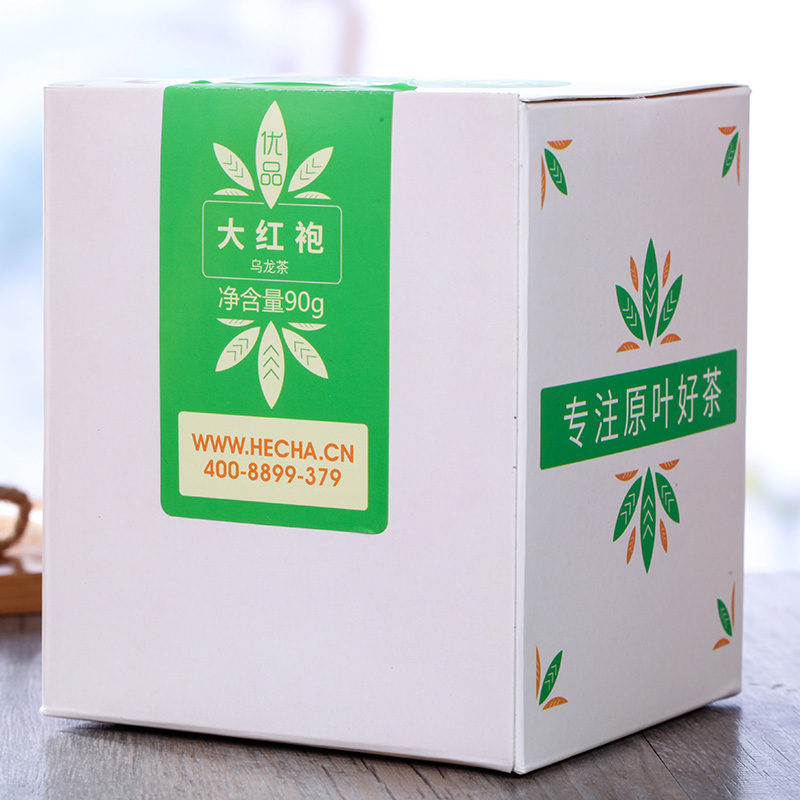 【和茶原叶】二级大红袍罐装90g(优品)4_3