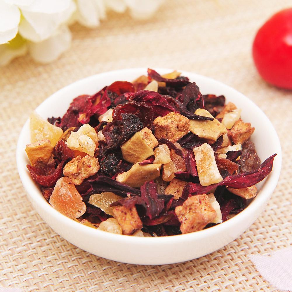 【萃華香】香戀紅寶石(Ruby Berry)草莓果茶盒装70g3_2