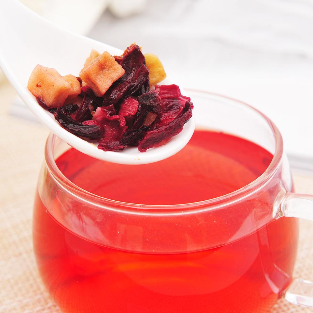 【萃華香】香戀紅寶石(Ruby Berry)草莓果茶盒装70g5_4