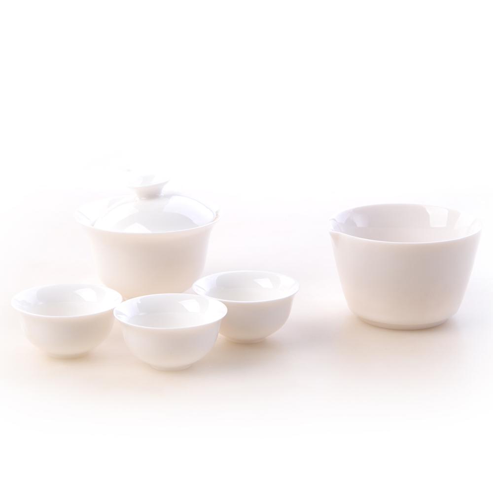 【宏远达】德化便携旅行茶具 8件茶具套组4_3