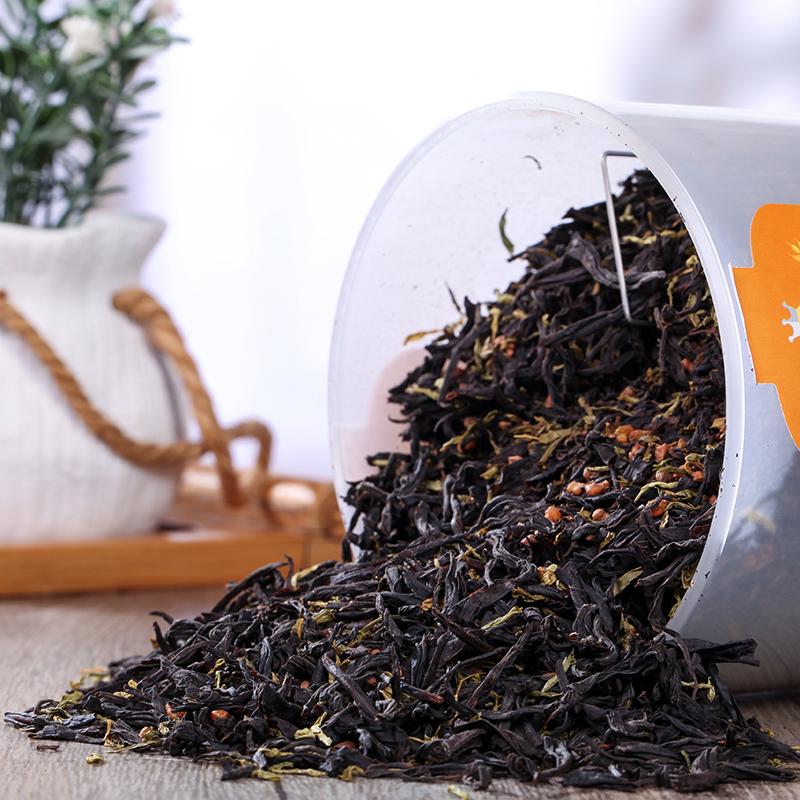 【和茶原叶】特级麦香红茶罐装180g(优品)4_3