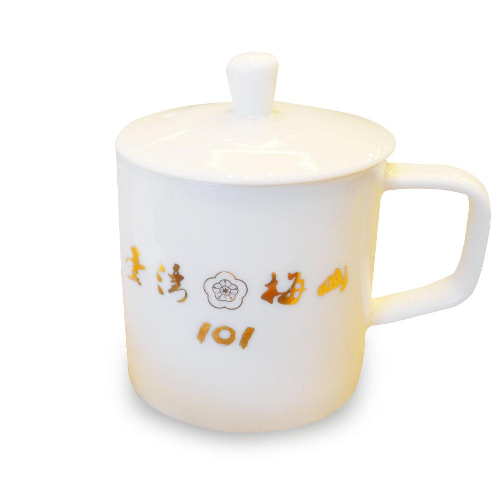【台湾梅山制茶】台湾陶瓷茶杯 骨粉骨瓷茶具 白瓷品鉴杯5_4