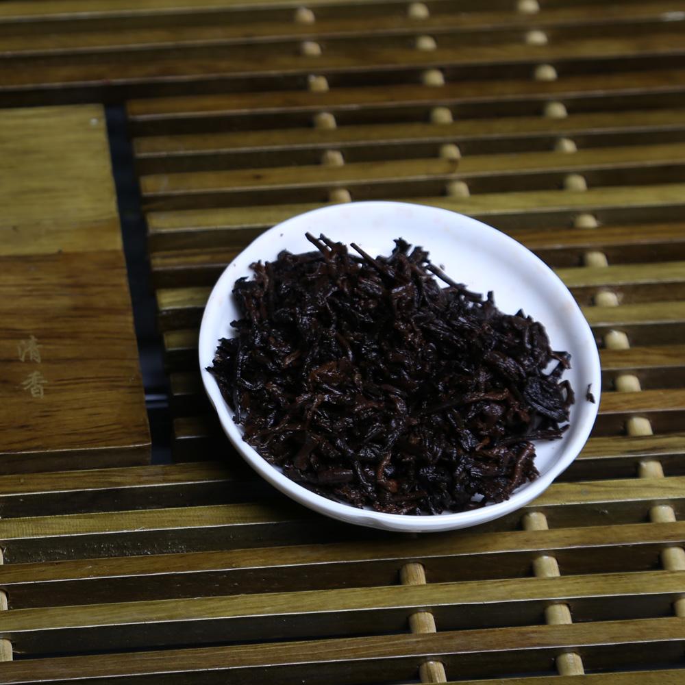 【一品堂】一品佳茶画100g普洱生茶(06年)1_4