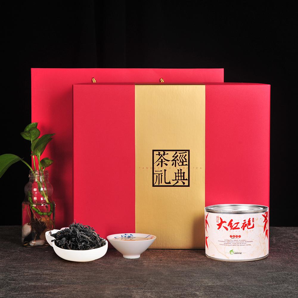 【滋恩】大红袍礼盒装50g*31_0