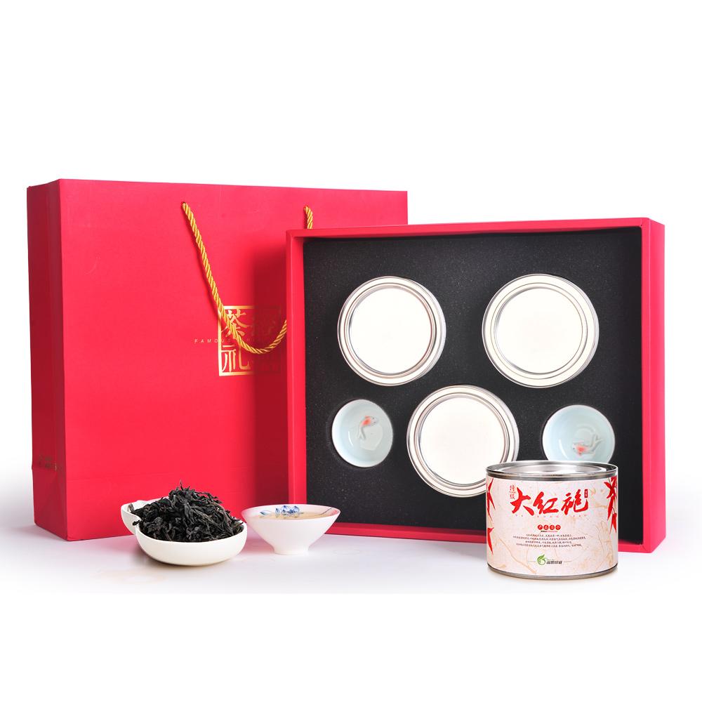 【滋恩】大红袍礼盒装50g*32_1