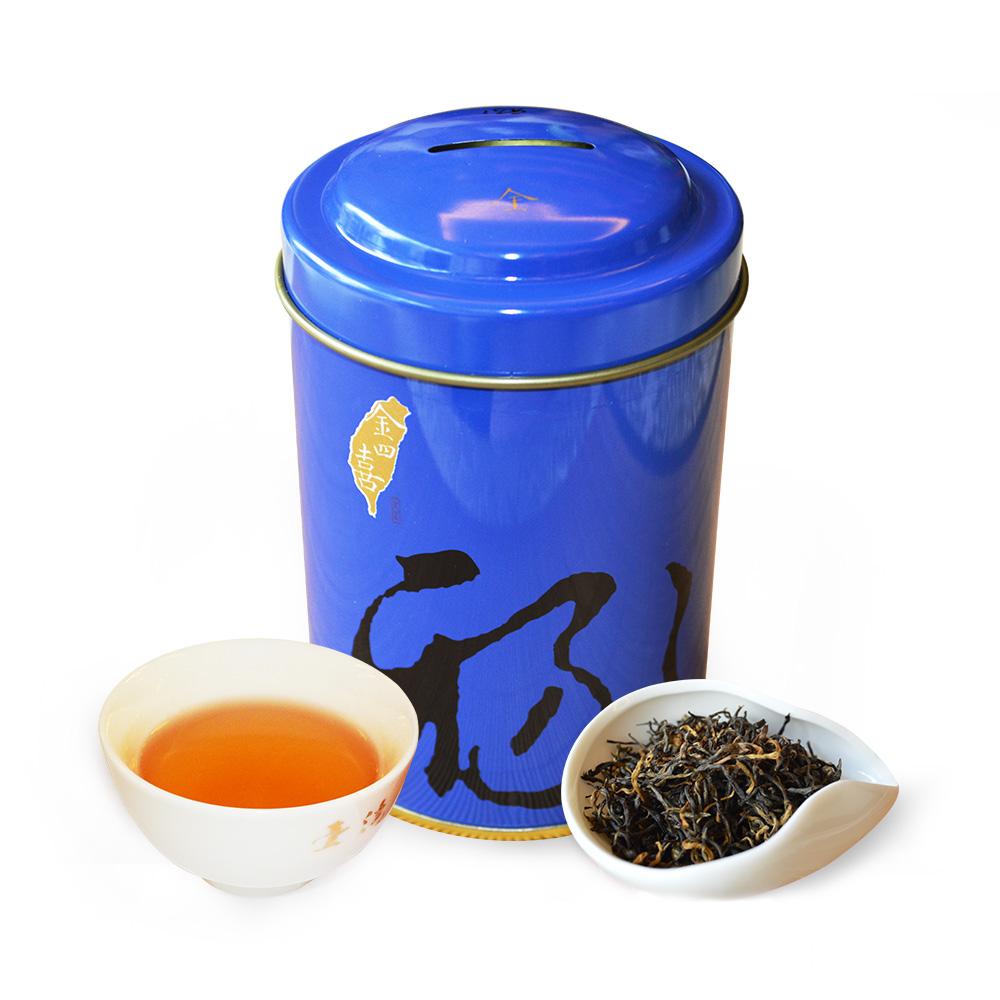 【台湾梅山制茶】阿萨姆红茶罐装75g1_0