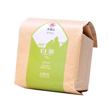 【太姥山】牛皮纸袋牡丹75g6_5