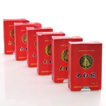 【夷发】特级大红袍609烟盒120g2_1
