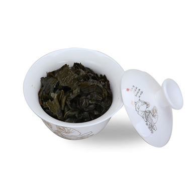 【远荣】特级醇雅碳焙铁观音礼罐装250g*2--菊5_4