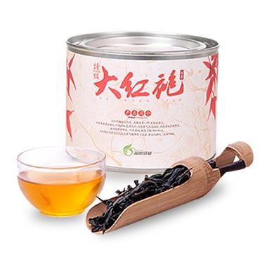 【滋恩】特级大红袍圆罐装50g1_0